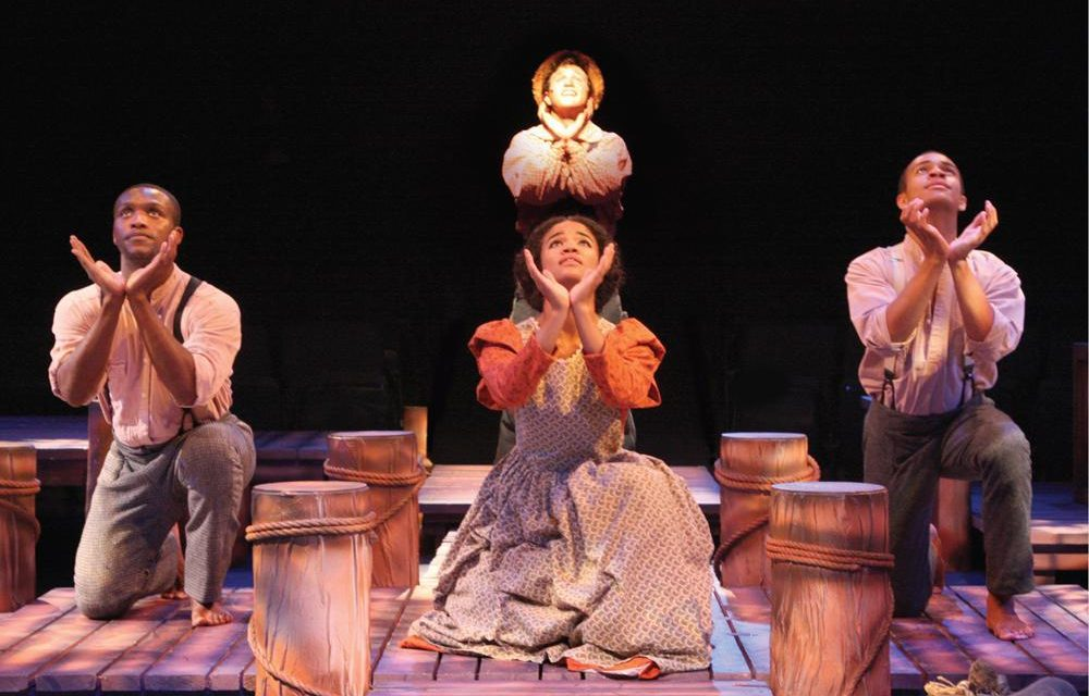 """Discover the Magic of """"theater-in-the-round"""""""
