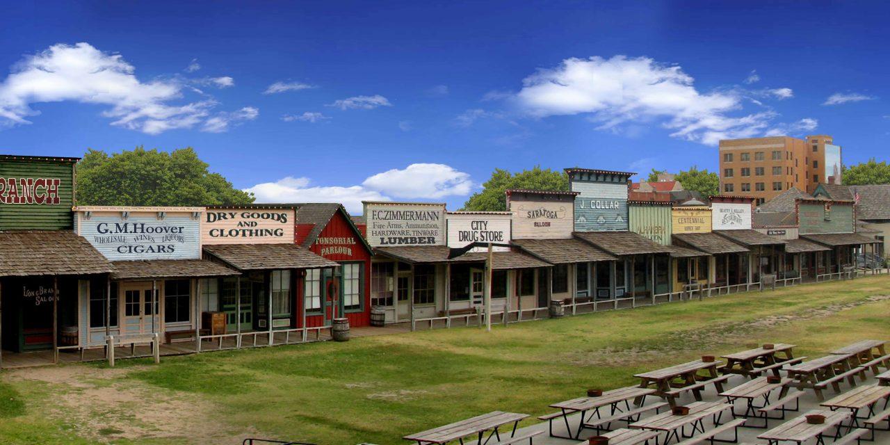 Wild West Kansas