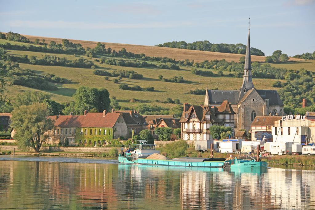 Les Andelys. France