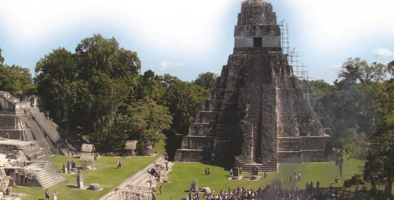 Lands of the Maya