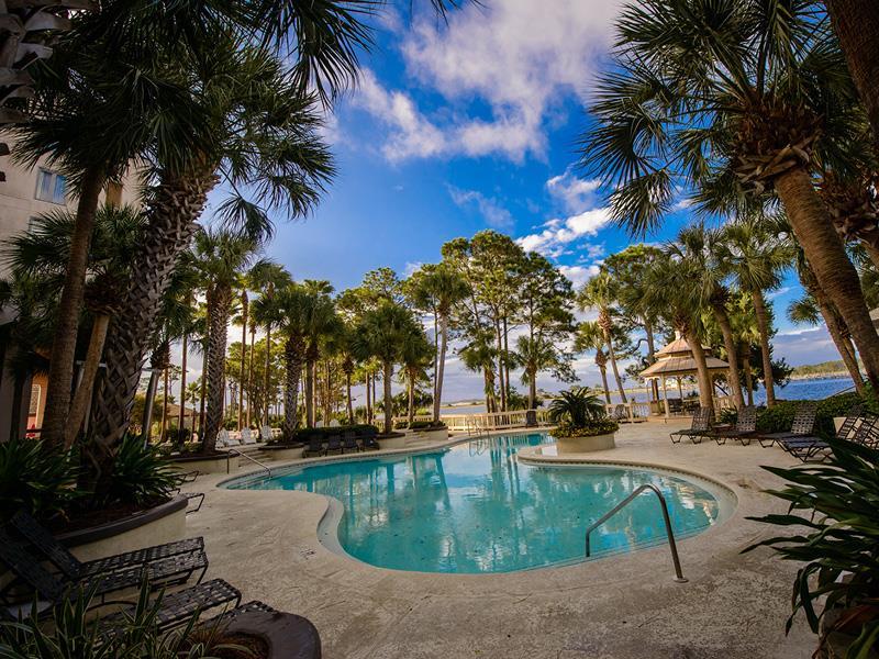 Wyndham Bay Point Resort Panama City Beach Florida
