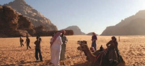 Dunes, sculpted rocks and Bedouins cast a magical spell on visitors to Wadi Rum in Southern Jordan.