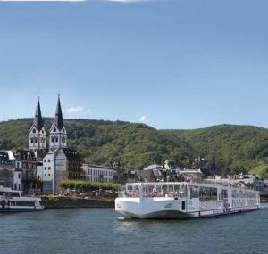 Viking River Cruises' Viking Freya