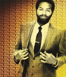 Brandon Victor Dixon stars as Berry Gordy in Motown: The Musical.