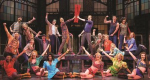 Kinky Boots, with music by Cindi Lauper, is an uplifting show that, despite its name, has nothing off-color, says Broadway.com's Stephanie Lee.