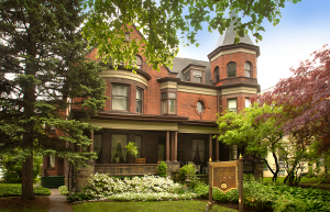 Peter Herdic House on West Fourth Street