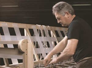 Learn about furniture making in Hickory, N.C.