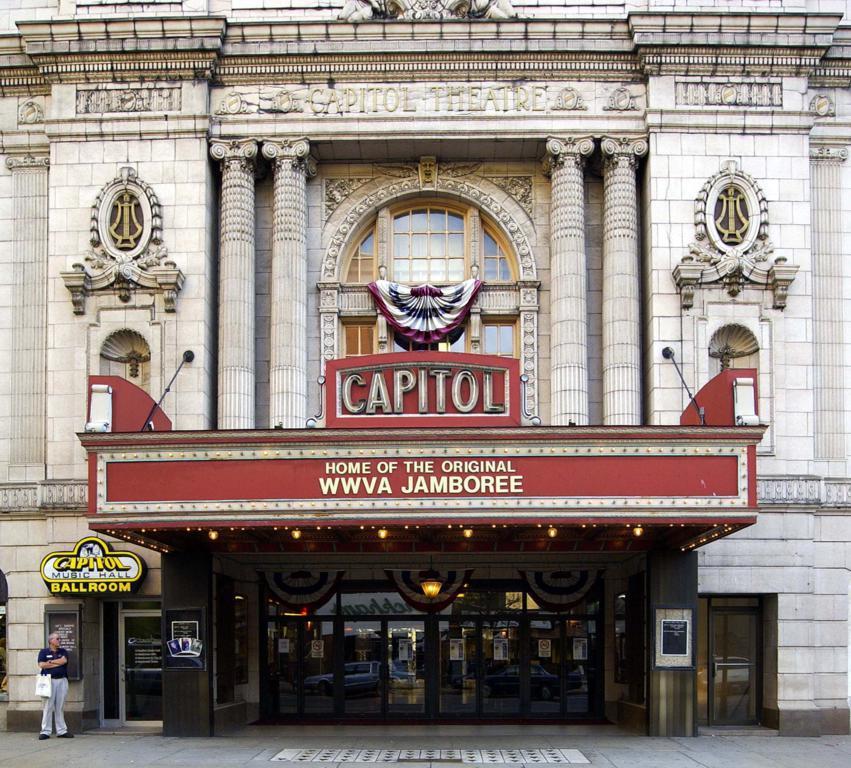 Capitol Theatre, Wheeling