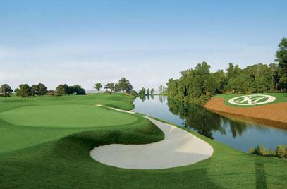 Kingsmill Golf is Second to None.