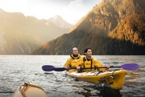 Milford Sound Kayakers