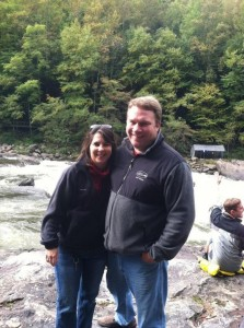 Rick and Heather Johnson