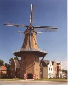 Vermeer Mill