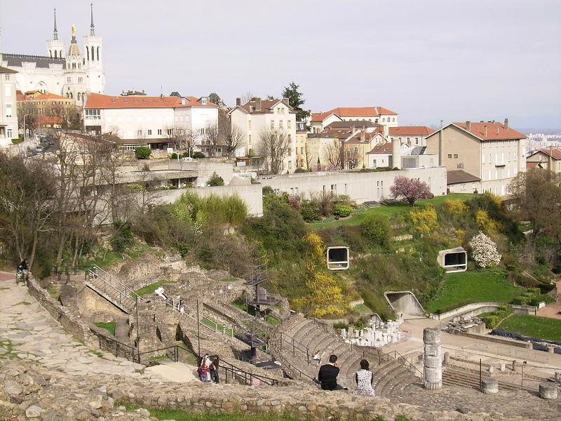 Gallo-Roman Amphitheater