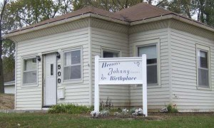 Johnny Carson Birthplace