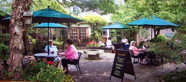 Lexington Coffee Shop