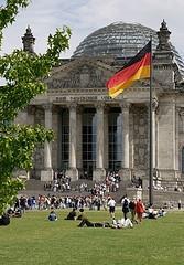 Berlin - Reichstag Exterior