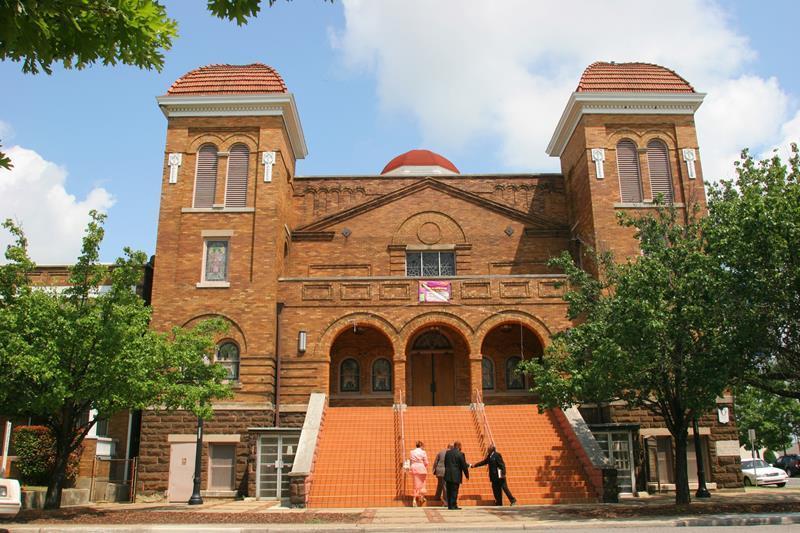 Sixteenth St Baptist Greenberg