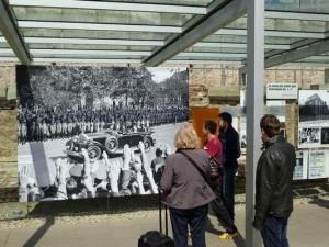 Berlin Topography of Terror Exhibit