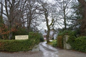Wales offers a wide selection of elegant B&B's such as Tyddyn