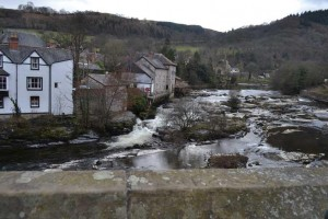 The Wales villages are quaint, with small shops and mountain streams flowing through many of them.