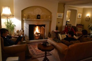 Many cozy B&Bs feature older homes with fireplaces, sitting rooms and excellent meals.