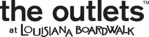 The Outlets at Louisiana Boardwalk Logo