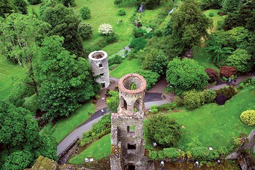 Ireland, Blarney, Blarney Castle