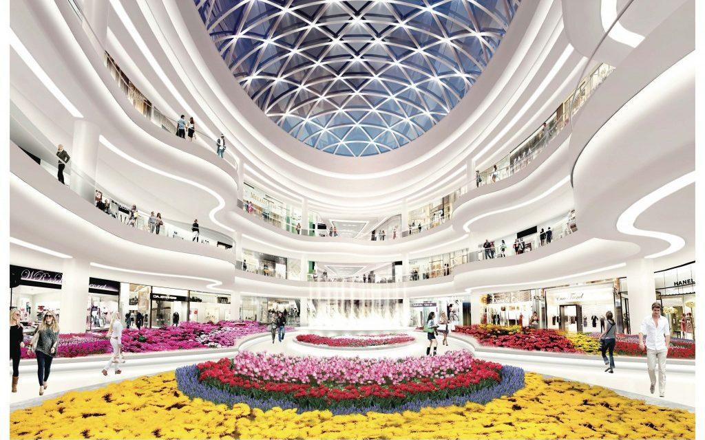 Retail Revelry Swings Into High Gear