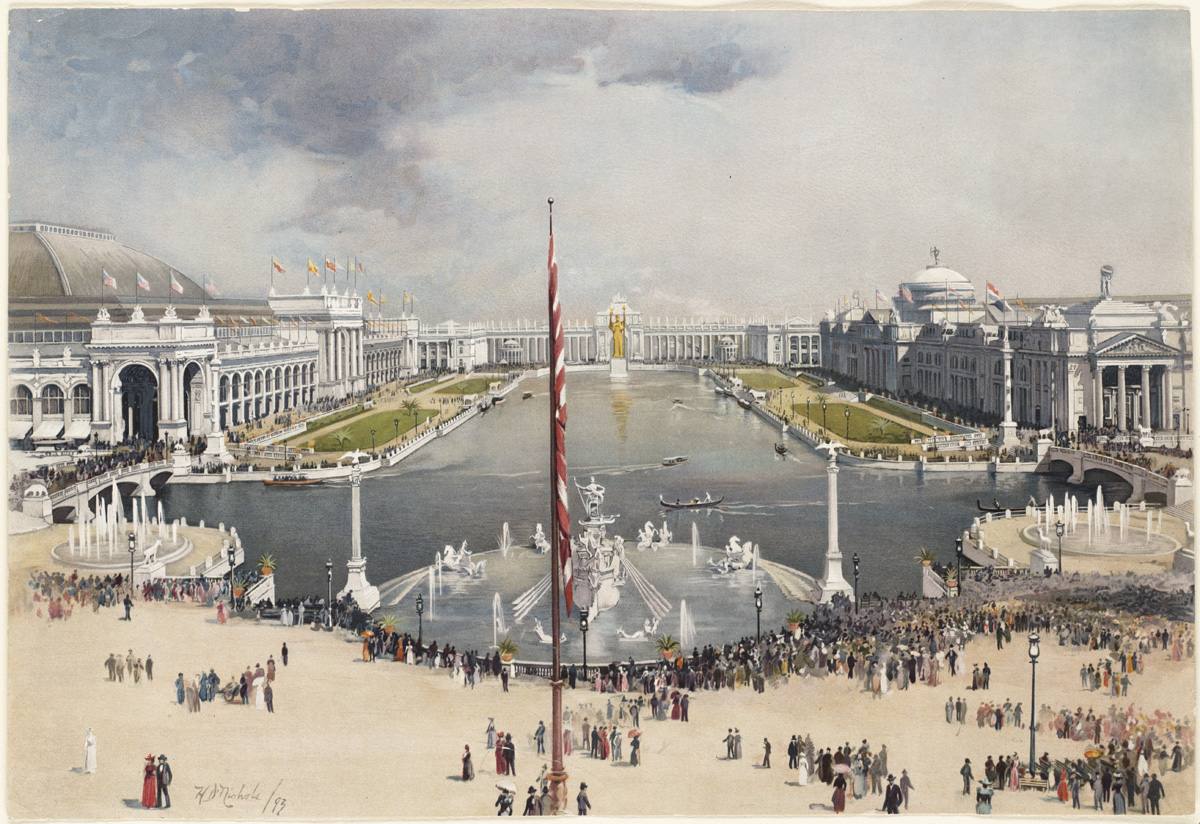 world's columbian exposition putting chicago on Chicago rose from the ashes of fire to host the 19th century's greatest fair, the world's columbian exposition of 1893  chicago proved to new york that it was capable of putting on a world's.
