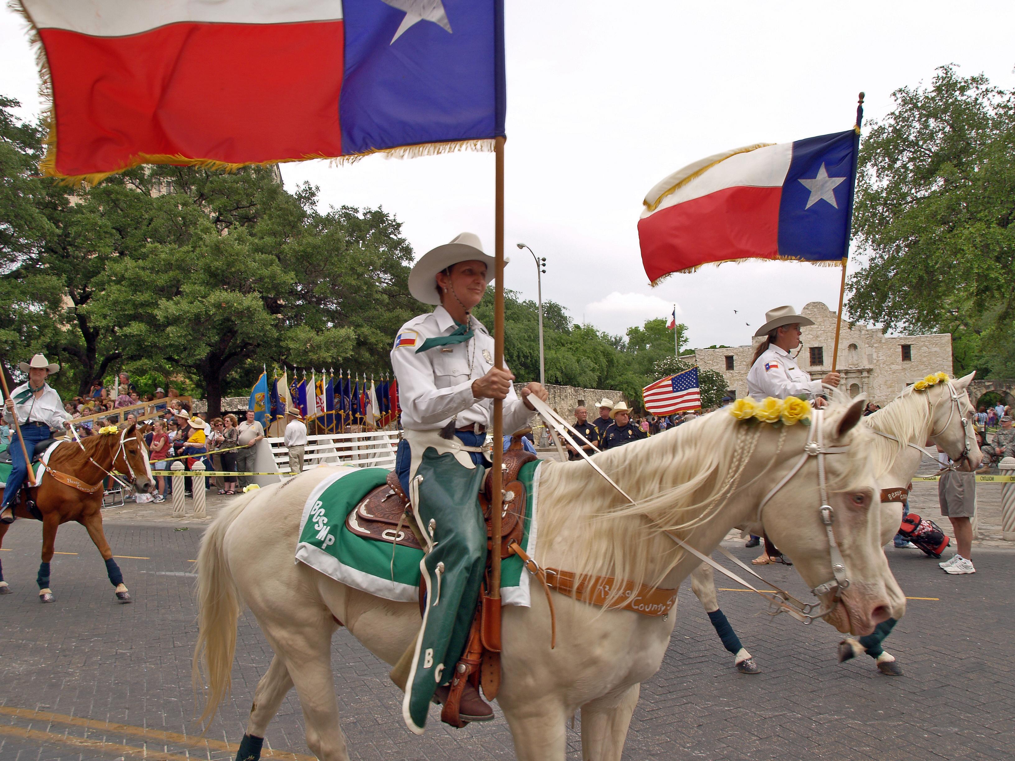 Fiesta San Antonio 2014 Market Squareml