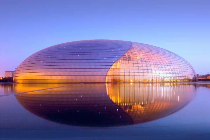 Beijing's National Centre for the Performing Arts