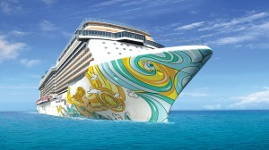 view of Norwegian Getaway