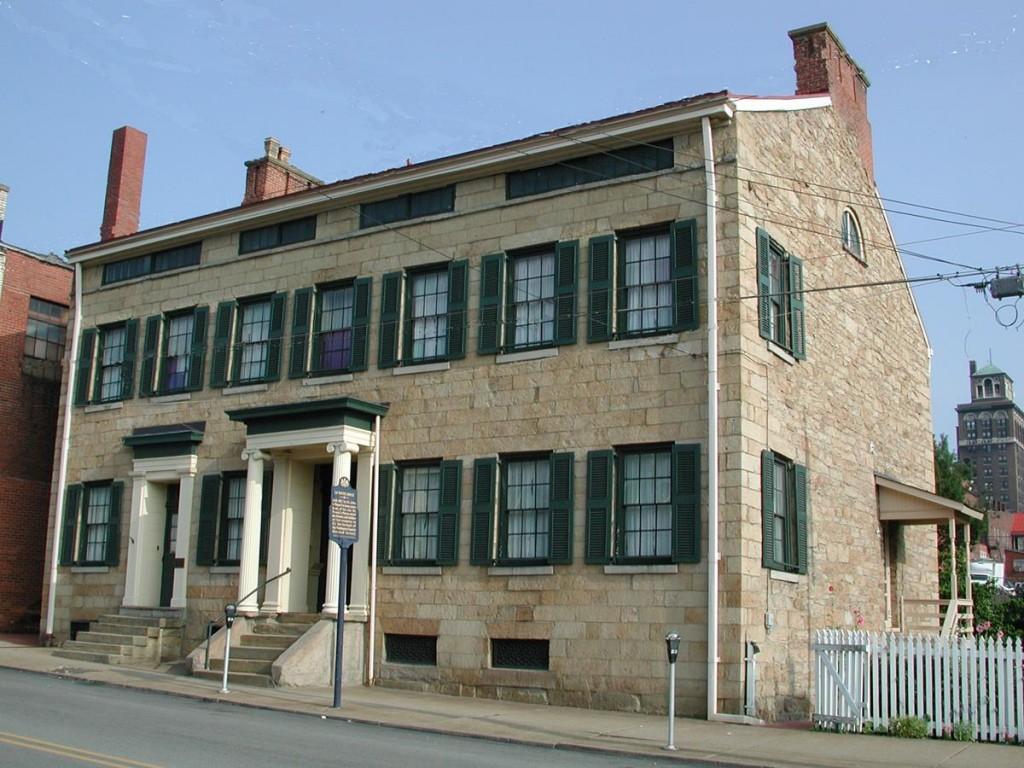 LeMoyne House
