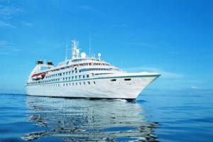 Star Pride at Sea