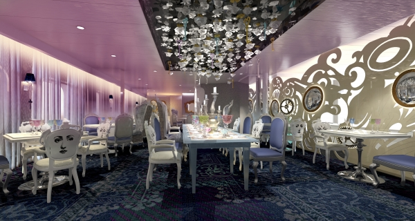 Quantum Of The Seas Dynamic Dining Debuts