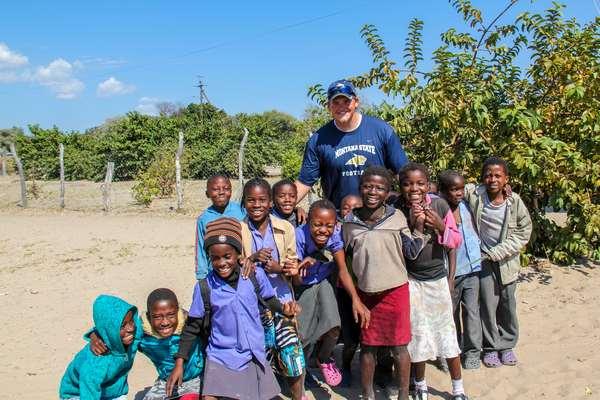 Austin Adventures Volunteer Project