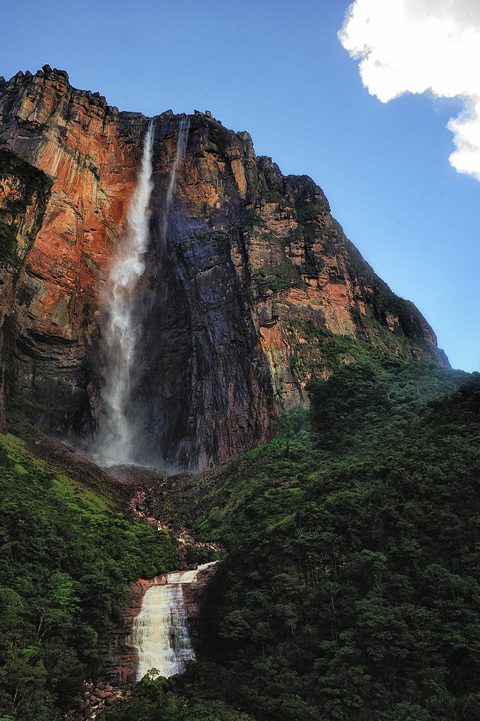 Angel Falls. Credit