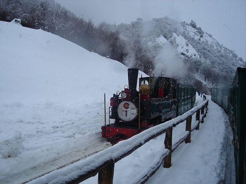 Southern Fuegian Railway. Credit