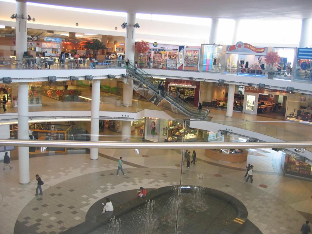 Aberdeen Centre. Credit