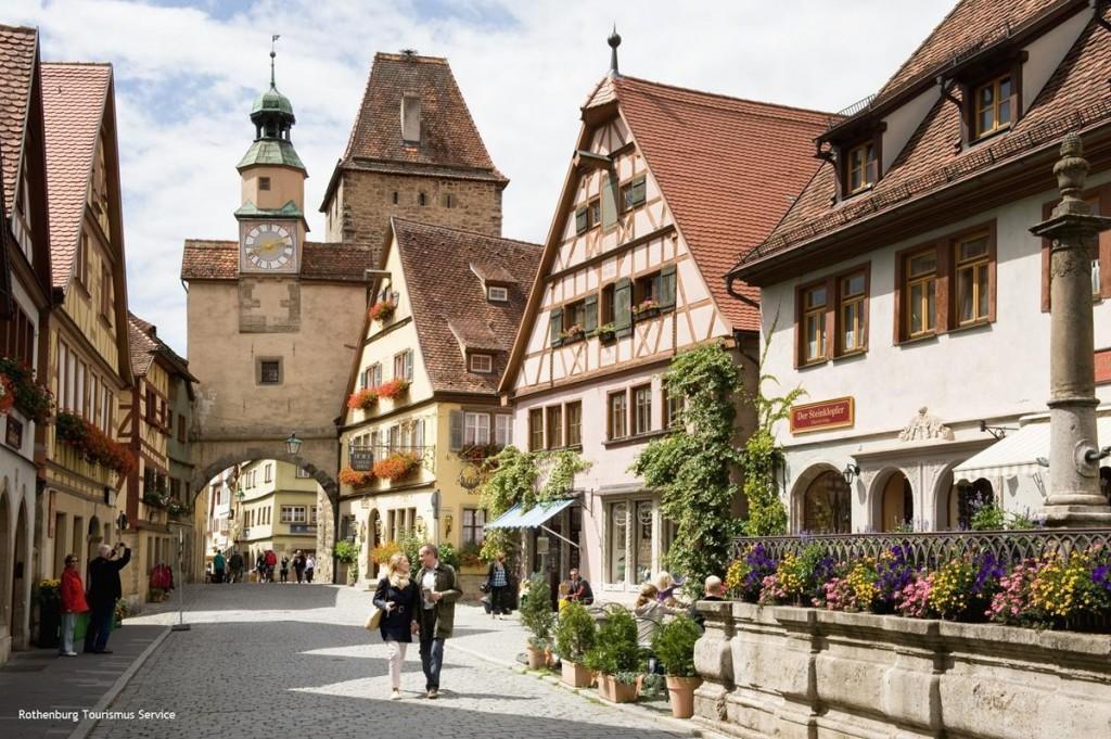 Markus Tower ©Rothenburg Tourism