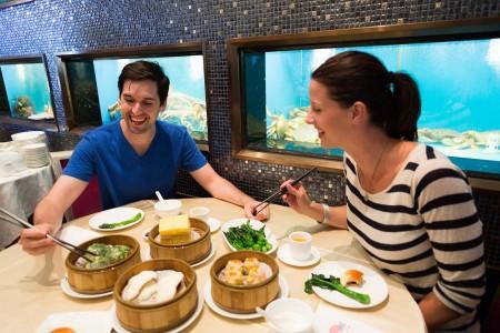 Dim Sum - Asian Food - Sea Harbour