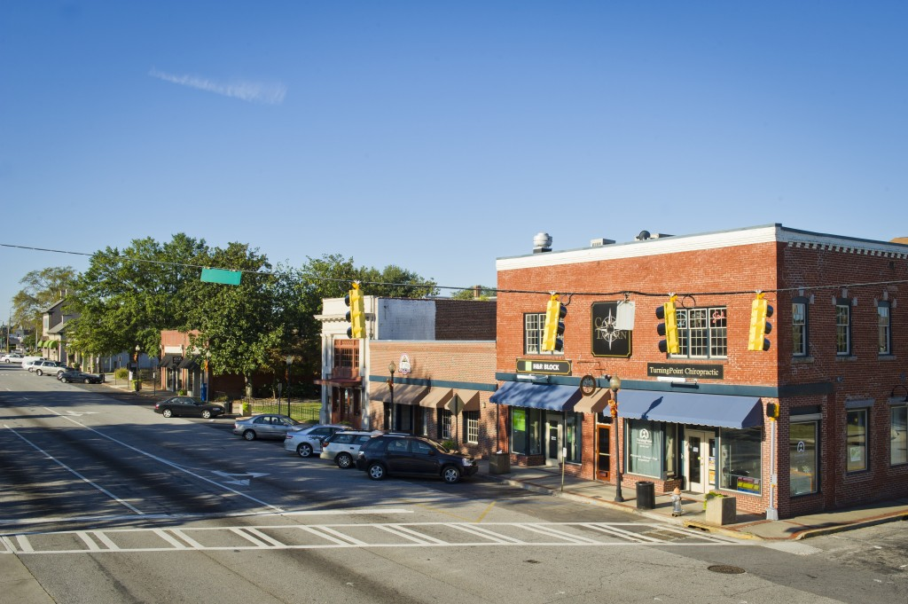 Downtown East Point, Credit: Rose Studio Inc.