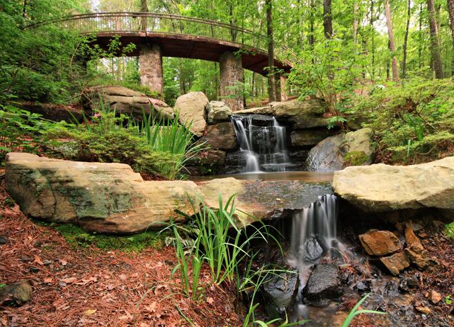 Gravan Gardens. Credit