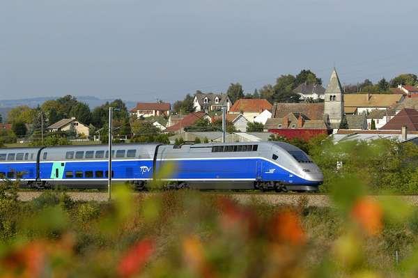 French TGV