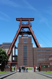 The Zollverein Mine complex in Essen has been transformed into museums, design studios, parks and more.