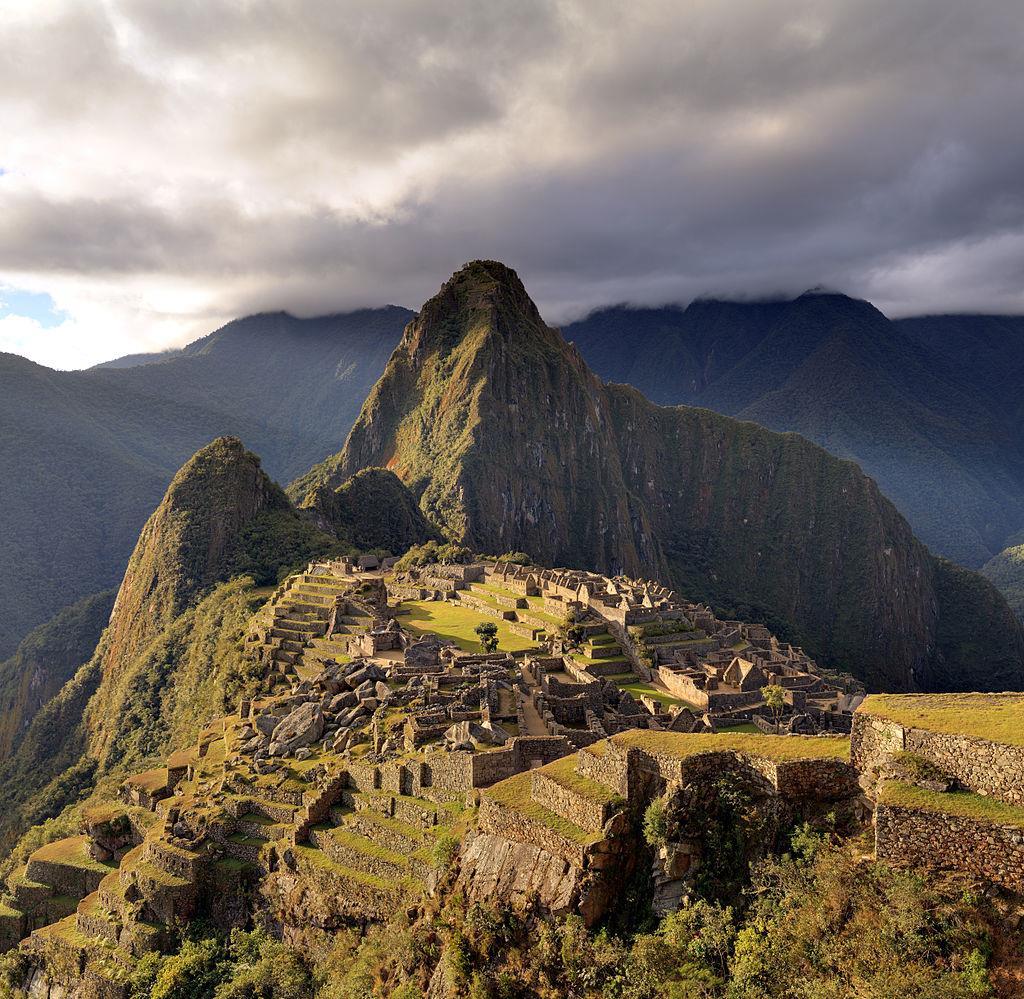 Machu Picchu. Credit.