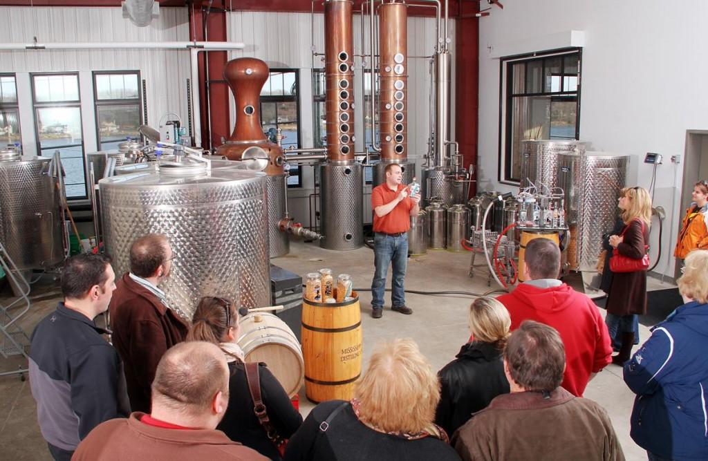 Mississippi River Distillery