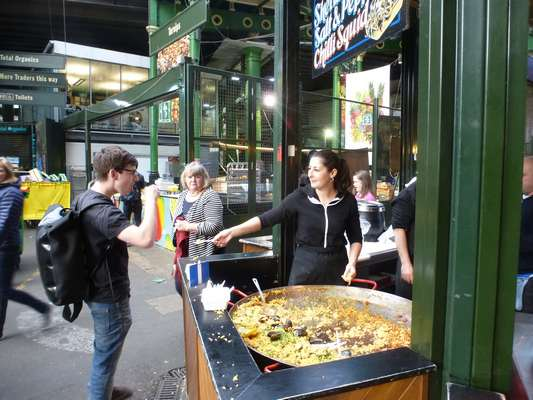 Borough Market Paella