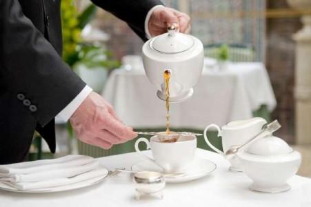 Chesterfield Mayfair Afternoon Tea