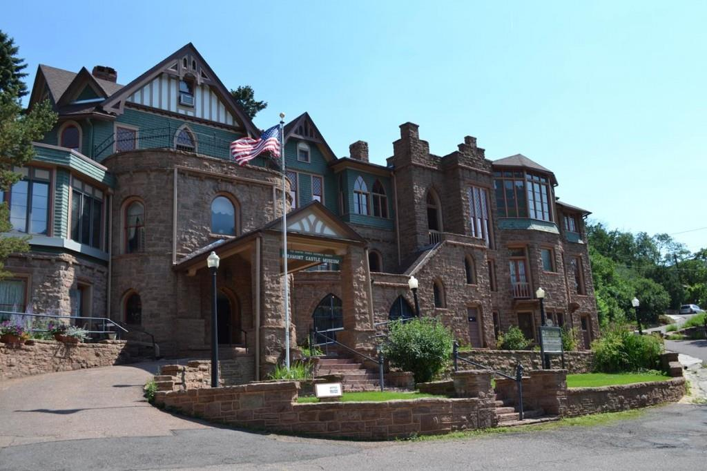At the 14,000-square- foot Miramont Castle Museum, a 19th century multi-level home built in 1895, you can get a glimpse of Victorian living, inspect vintage fire department apparatus and photographs, and take high tea in the Queen's Parlour Tea Room.
